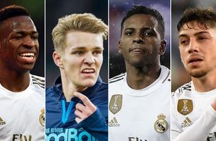 Målshow: Dette er Ødegaards Real Madrid-konkurrenter