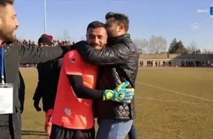 Målshow: Utrolige scener i tyrkisk tredjedivisjon