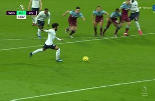Salah setter straffesparket sikkert i mål