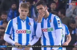Sportsnyhetene: Ødegaard involvert i tre scoringer da La Real gikk videre i cupen