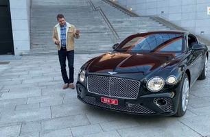 Ekte drømmebil: Noen få nordmenn skal kjøpe Bentley Continental i år