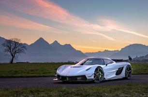 Norske Fred er med å utvikle verdens raskeste bil