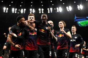 Leipzig herjet med Tottenham