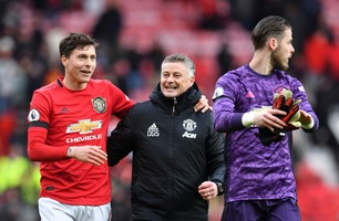 Manchester United lekte seg mot Watford