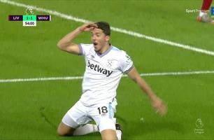 Fornals sender West Ham i ledelsen