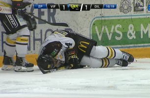 Dette er dårlig nytt for Oilers før sluttspillet: – Det så ikke bra ut