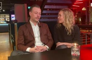 Line Verndal viser fram ny kjæreste