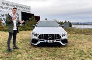 Mercedes-AMG A45S: Alt er bedre bortsett fra én ting