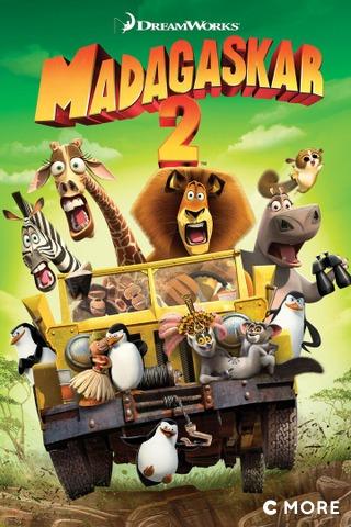 Madagaskar 2 (Norsk tale)