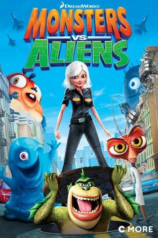 Monsters vs Aliens (Norsk tale)