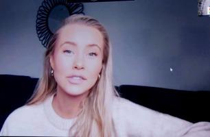 Martine Lunde frykter hun har korona: – Kjemperedd