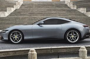Ny modell skal utfordre Porsche – dette er Ferrari Roma
