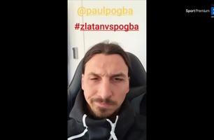 Slik svarte Zlatan på Pogbas utfordring