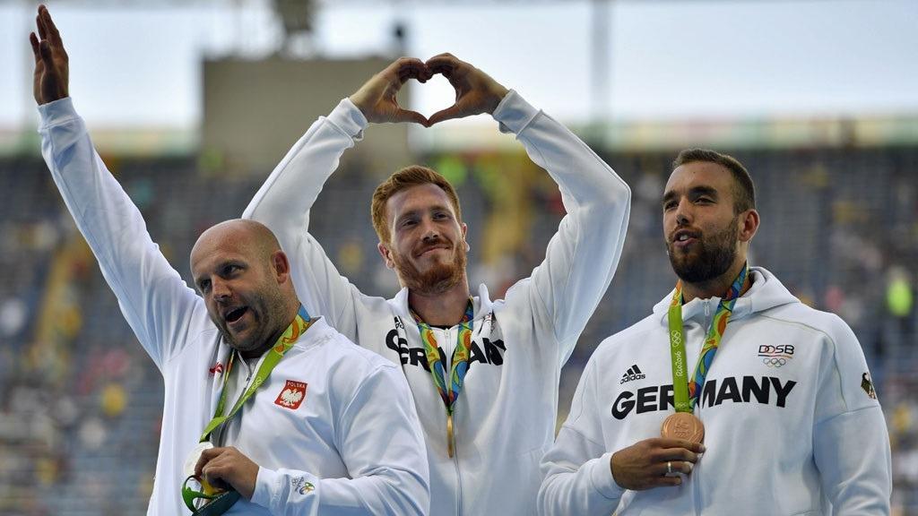 OL-vinneren fikk kraftig kritikk for denne oppførselen
