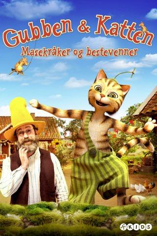 Gubben og Katten - Masekråker og bestevenner (Norsk tale)