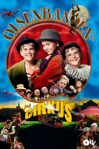 Olsenbanden jr. på cirkus
