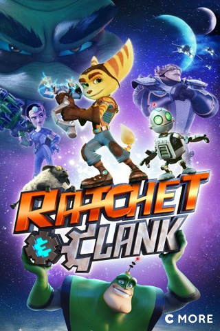 Ratchet & Clank (Norsk tale)