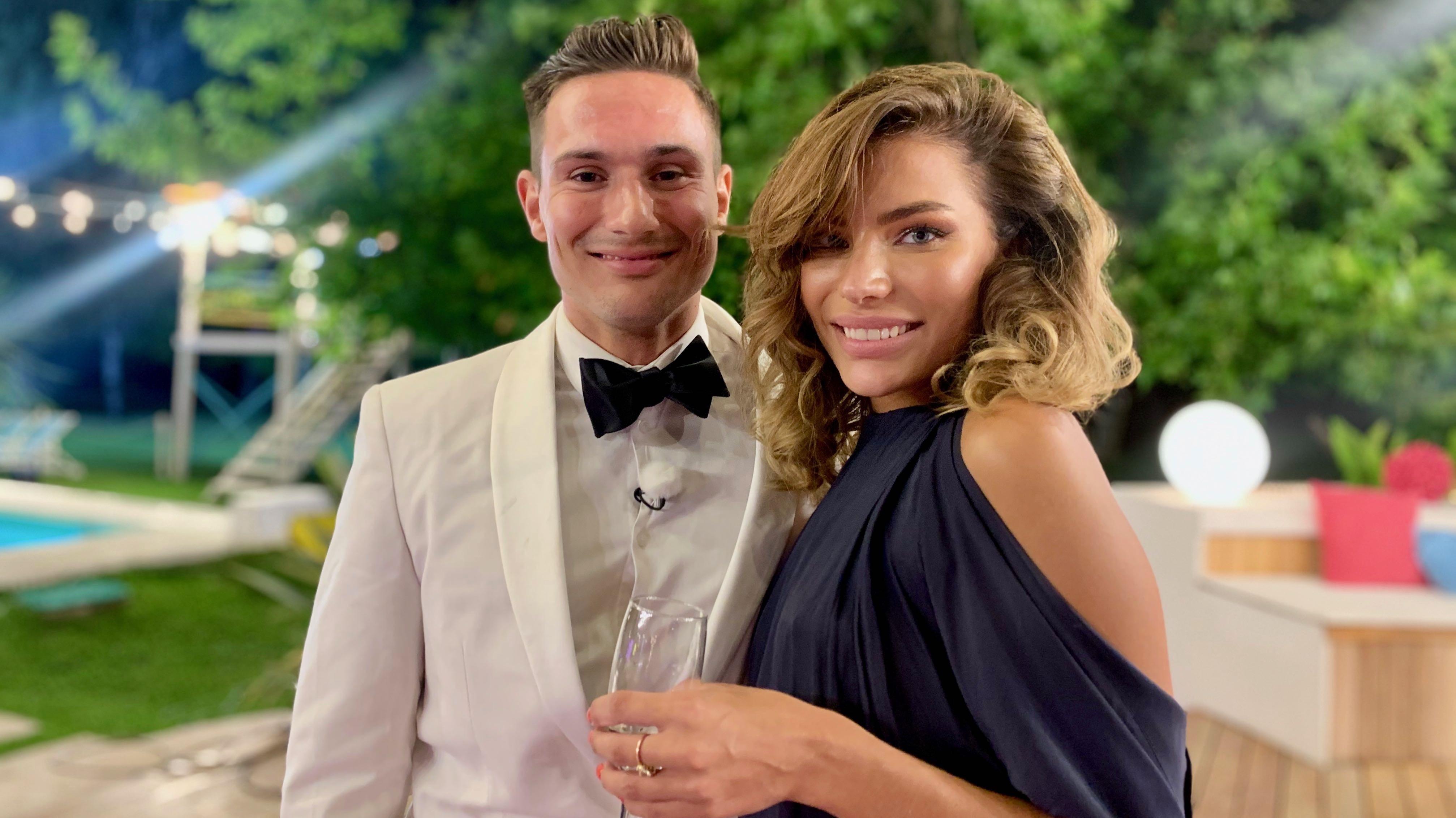Nora og Johannes vant Love Island: – Uvirkelig