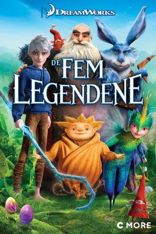 De fem legendene (Norsk tale)