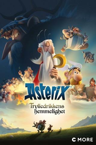 Asterix: Trylledrikkens hemmelighet (Norsk tale)