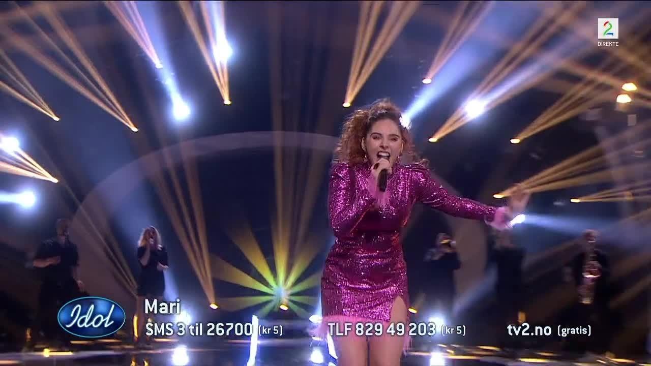 Mari fikk hele salen til å danse: – Jeg har bare ett ord – Perfeksjon!