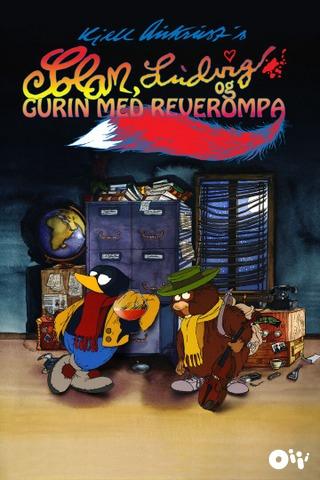Solan, Ludvig og Gurin Med Reverompa