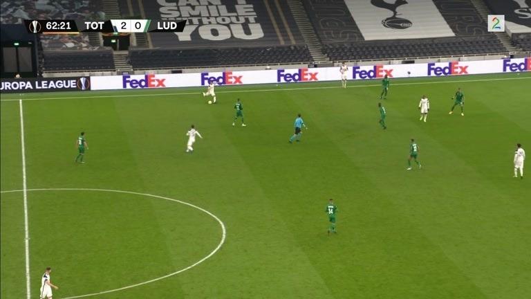 Scorer Tottenham-stjernen sesongens mål i Europa League her?