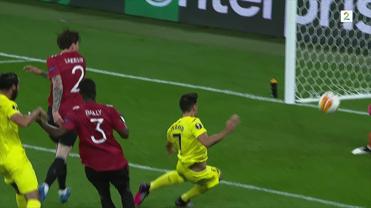 Gerard Moreno sender Villarreal i føringen