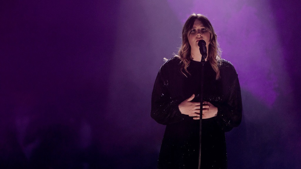 Fikk stående applaus: – Det beste du har gjort i The Voice