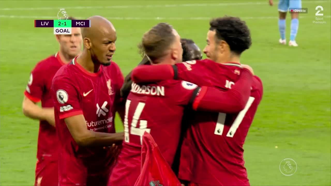Mål: Salah (LIV) 2-1 (76)