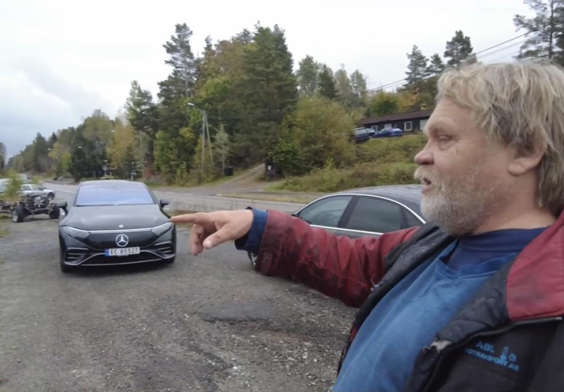 Se hva Norges største elbil-skeptiker mener om luksus-elbilen