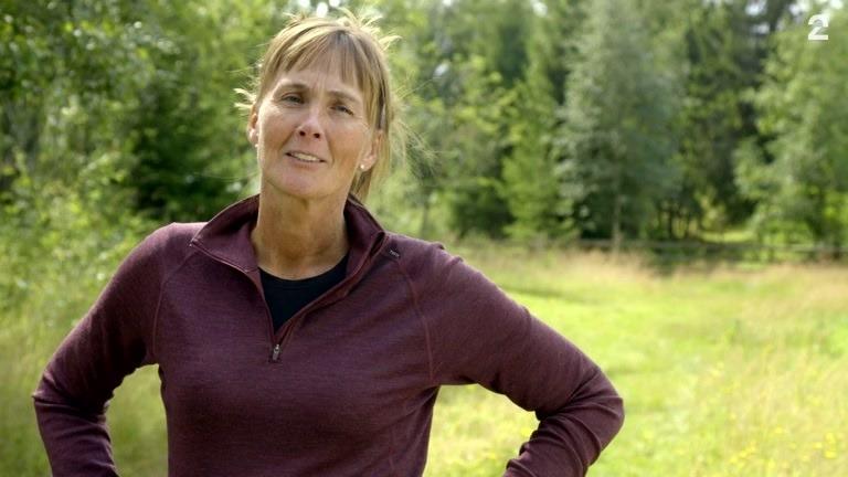 Farmen-Grethe avslører hemmelighet om seg selv