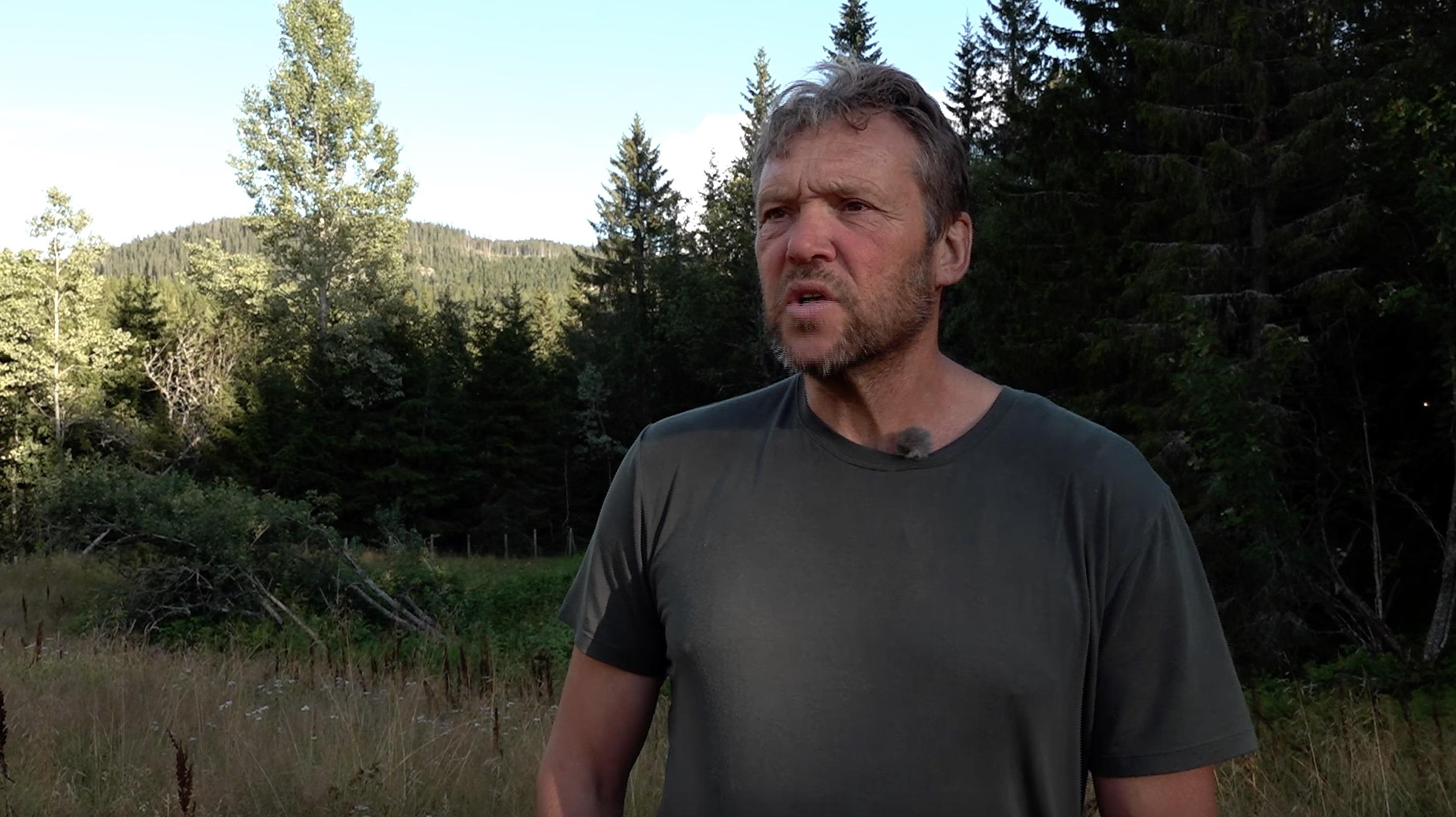 Det er én person Kjell ikke ønsker kontakt med etter Farmen