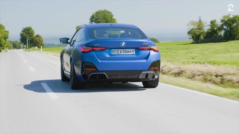 Test BMW i4 M50 xDrive: Her er det bare å glede seg