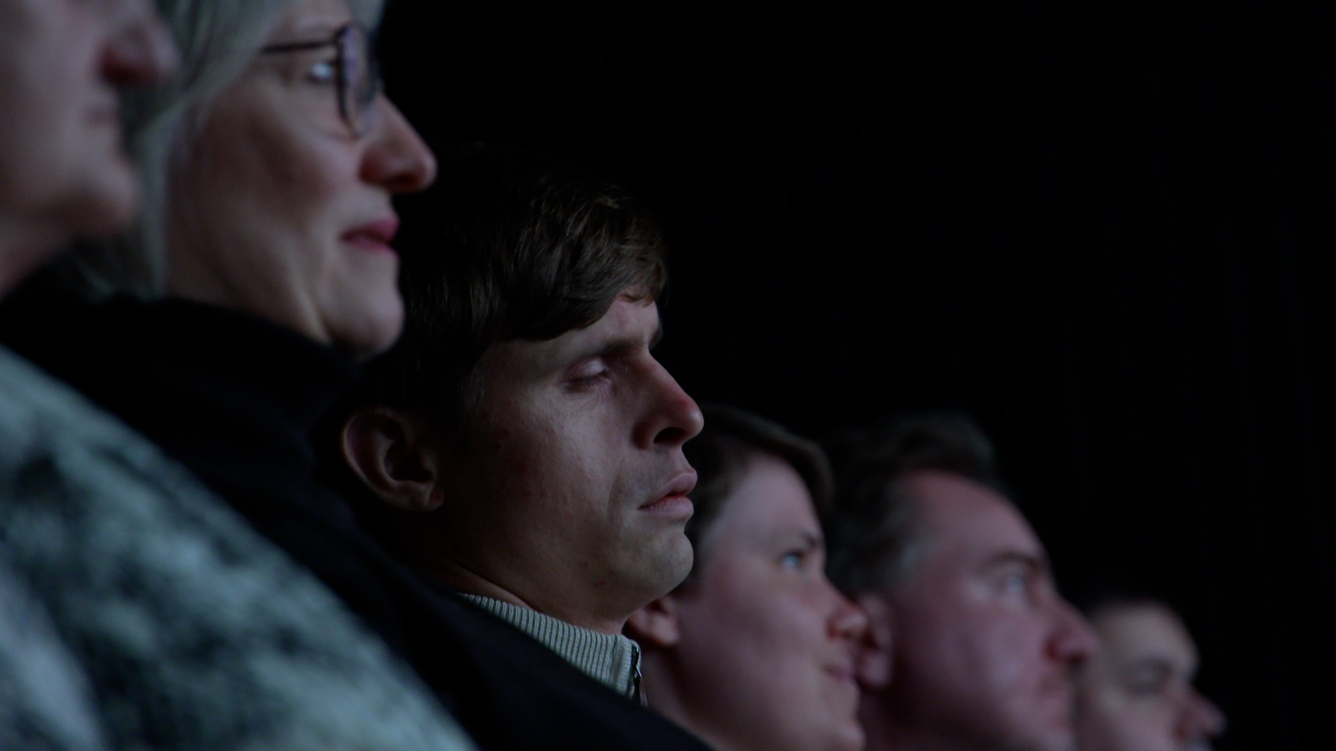 Utvalgte i kinosalen får en spesiell opplevelse: Se hvorfor!
