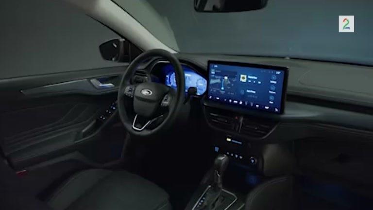 Ford Focus  blir ny - her kan du se endringene