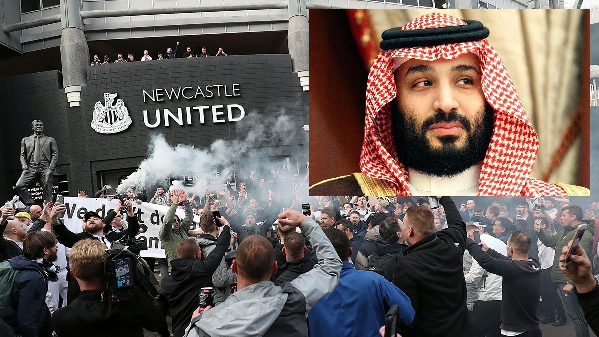 Newcastles nye eier bestilte drap