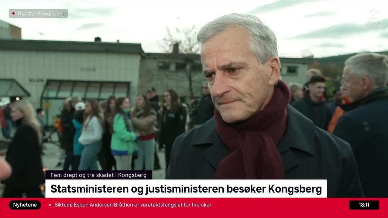 Støre i Kongsberg: – Utenforskapet er farlig