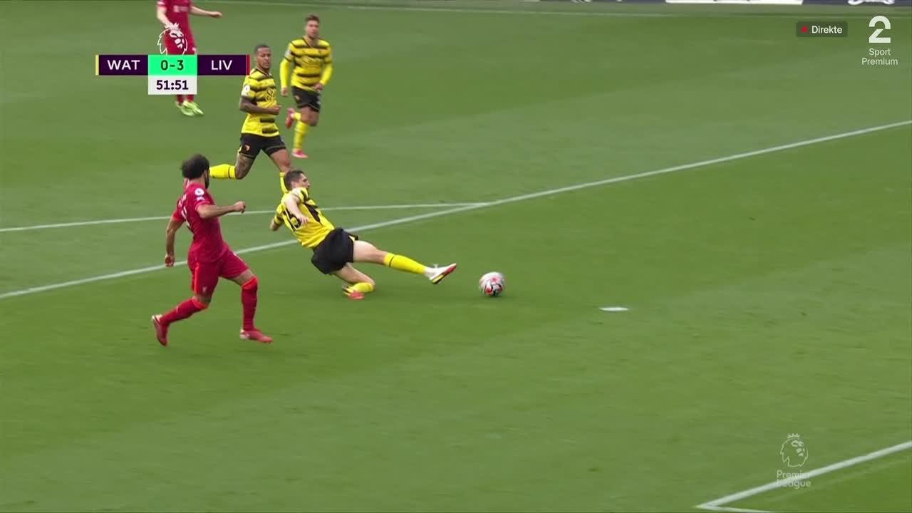 Derfor ble ikke dette dømt offside