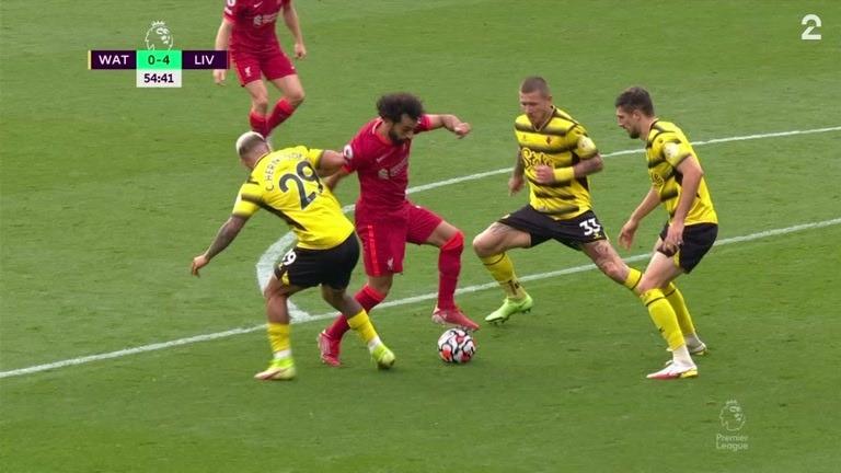 Sammendrag: Watford - Liverpool 0-5