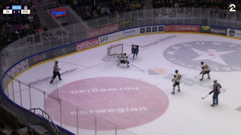 Mål: Elvsveen 2-3 (54)