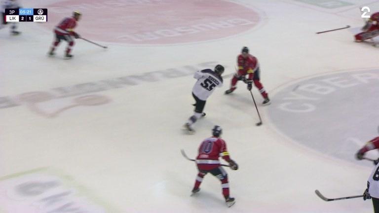 Mål: Andersen 2-2 (54)
