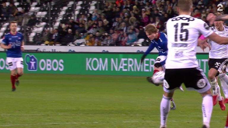 Mål: Holm 2-2 (68)
