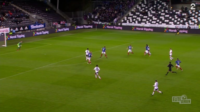 Sammendrag: Rosenborg - Vålerenga 2-2