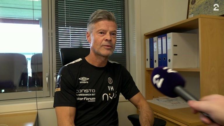 Hansen om 2021-sesongen og 0-7-tapet: – Det er flaut