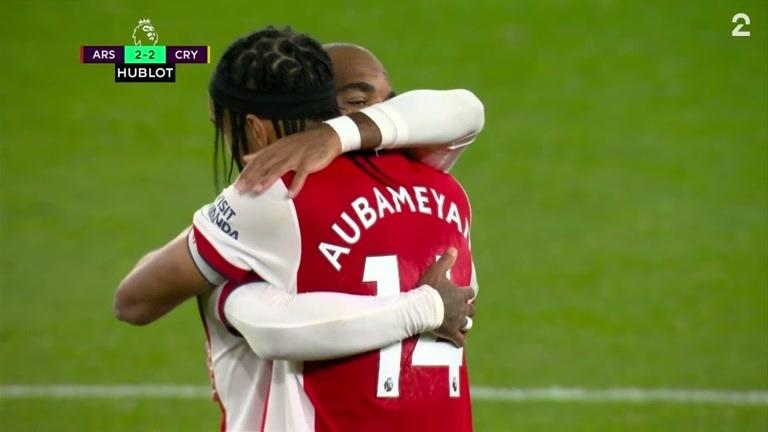 Sammendrag: Arsenal - Crystal Palace 2-2