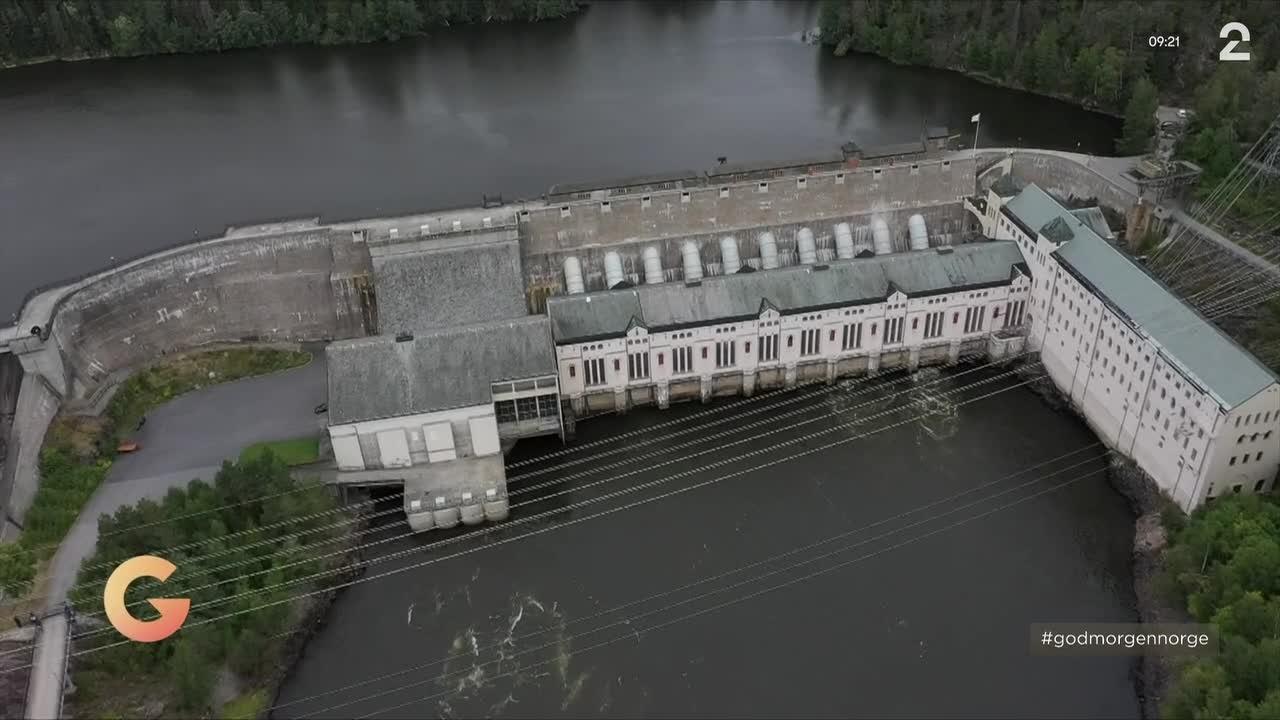 Dette kraftverket gir strøm til 80 000 husstander