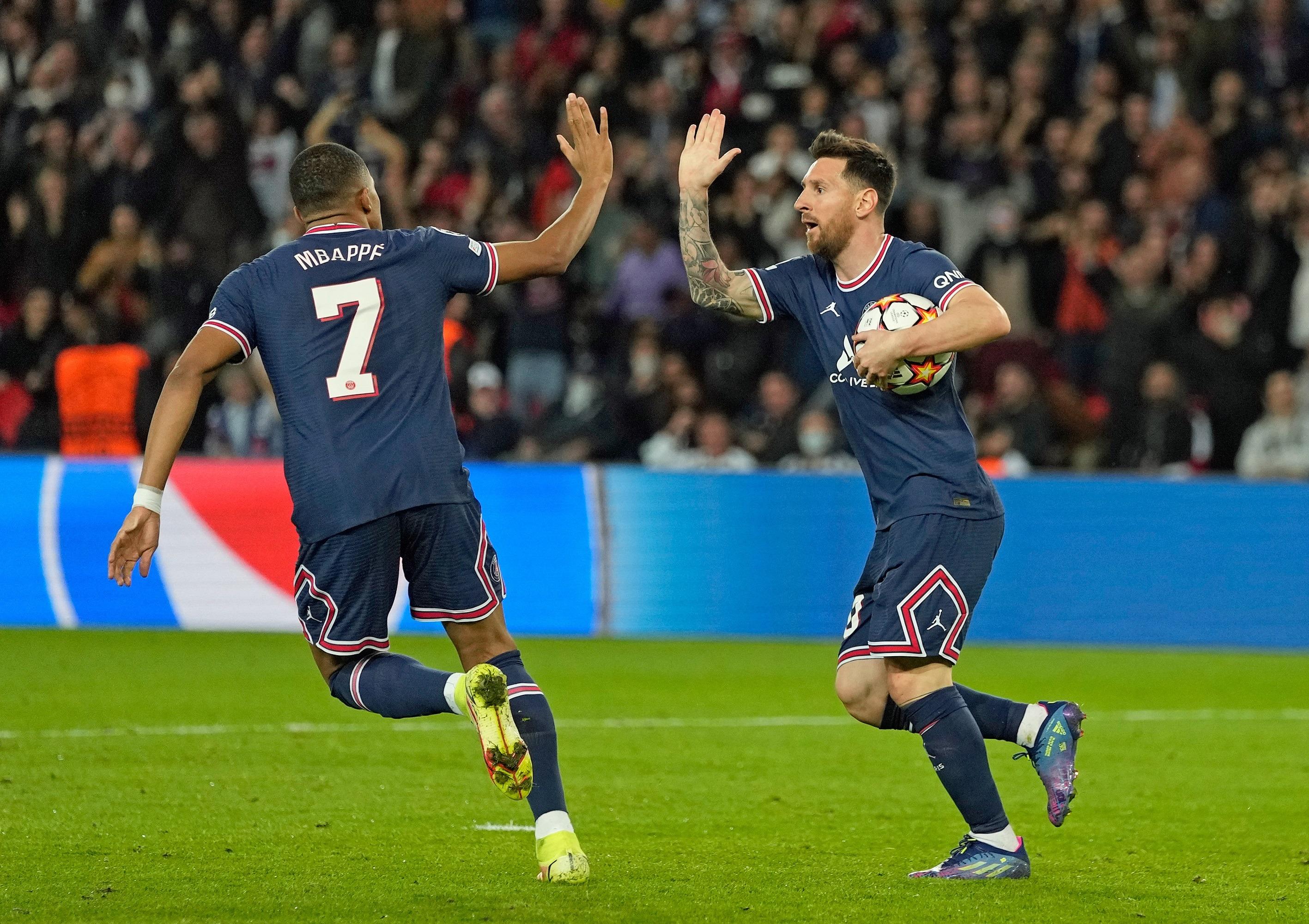 Frekk Messi-dobbel og Mbappe-mål da PSG snudde kampen