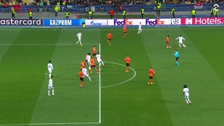 Mål: Benzema 0-5 (90)