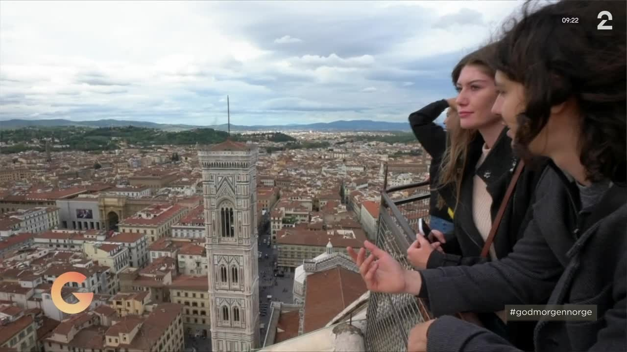 Fantastiske Firenze